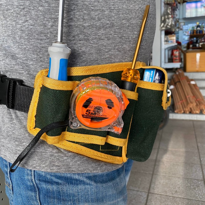 Tool handy bag for Electrician, or technician.