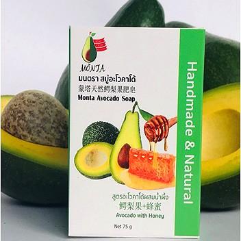 Monta Avocado Soap : Avocado with Honey