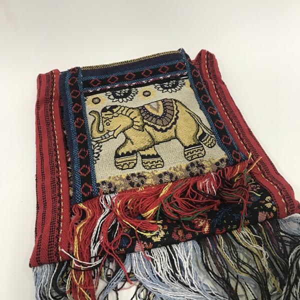 Hill Tribe Shoulder Bag