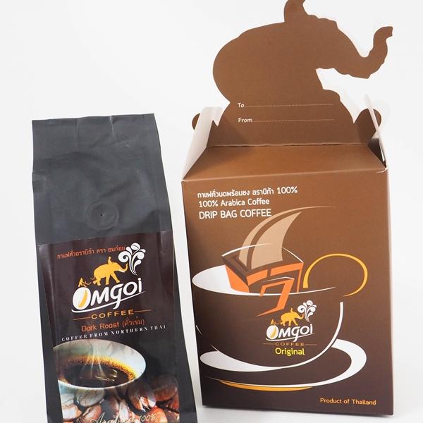 OMGOI roasted Coffee