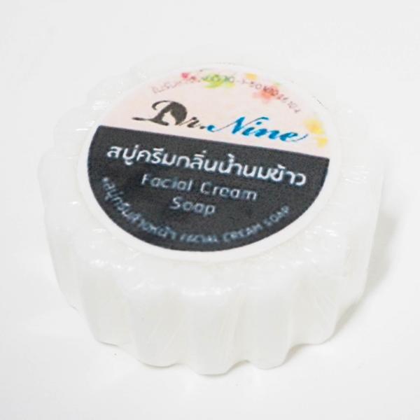 Dr. Nine Facial Cream Soap