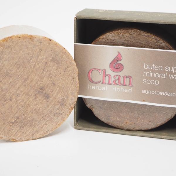 CHAN herbal rich - butea superba mineral water soap