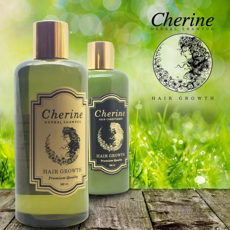 Pitchayapa Herbal Shampoo and Hair Conditioner Set