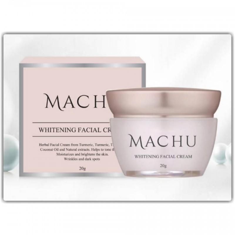 MACHU Whitening Facial Cream