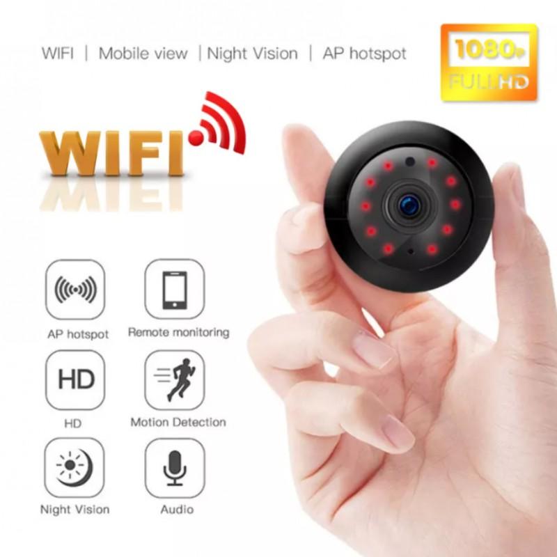 V380 Smart Mini Wifi 1080P HD