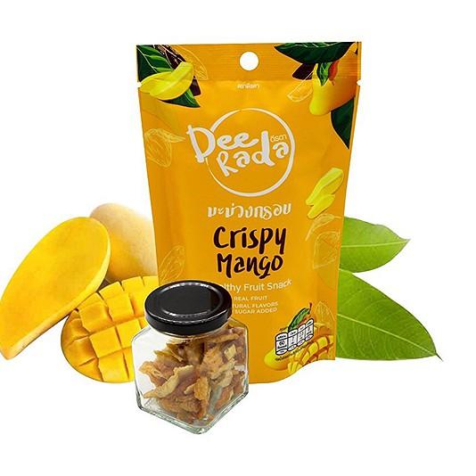 Crispy mango