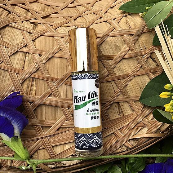 Thai Plai Oil