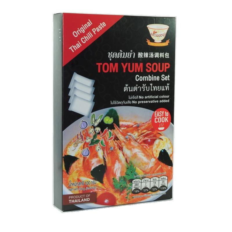 TOM YUM KUN Soup