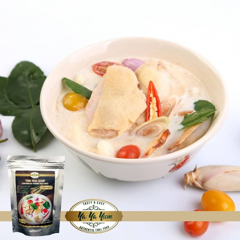 Tom Kha Soup (Foil)